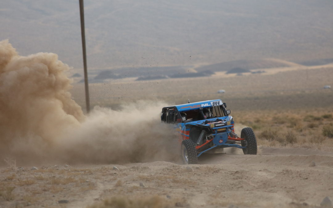 1st Place Finish at Vegas To Reno for No Limit RD – Blurton Racing – CanAm X Team