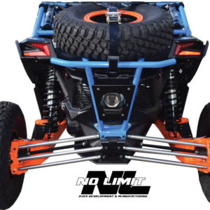 CanAm X3 Spare Tire Carrier