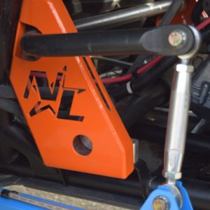 RzR XP Sway Bar Gusset