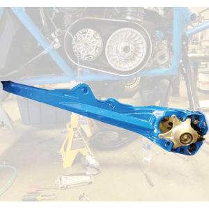 CanAm X3 Trailing Arm Gusset Kit
