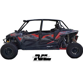 rzr xp4 cage